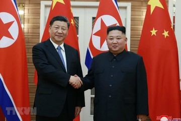 Triều Tiên-Trung Quốc đạt được đồng thuận về nhiều vấn đề quan trọng