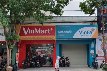 Vingroup bắt đầu mở nhà thuốc VinFa tại TP HCM