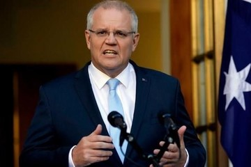 Australia kêu gọi giải pháp chính trị cho thương chiến Mỹ-Trung