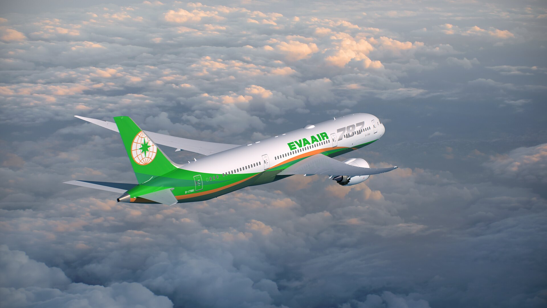 Eva Air đã hủy 852 chuyến, gồm 15 chuyến đến/đi Tân Sơn Nhất