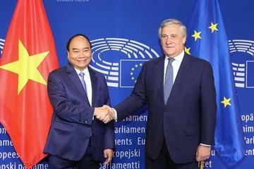 Việt Nam ký FTA với EU vào ngày 30/6 tại Hà Nội