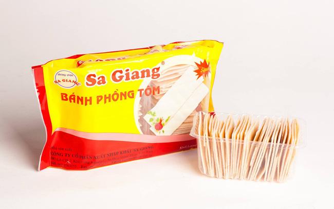 SCIC đấu giá trọn lô cổ phần bánh phồng tôm Sa Giang, dự kiến thu về tối thiểu gần 400 tỷ đồng