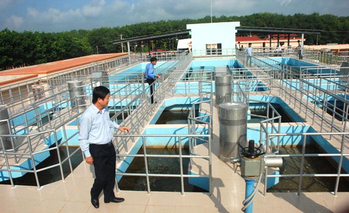 Một tổ chức chi hơn 230 tỷ đồng mua trọn lô 84% cổ phần Cấp nước Bình Phước