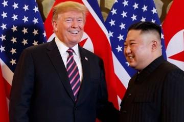 Kim Jong-un viết thư chúc mừng sinh nhật Trump
