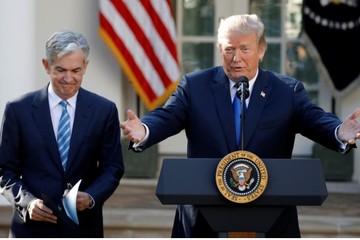 Trump: Fed nên hạ lãi suất, chủ tịch Powell đang làm 'quá tệ'