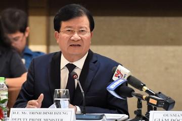 Phó Thủ tướng: Việt Nam đang phát triển mạnh mẽ năng lượng sạch