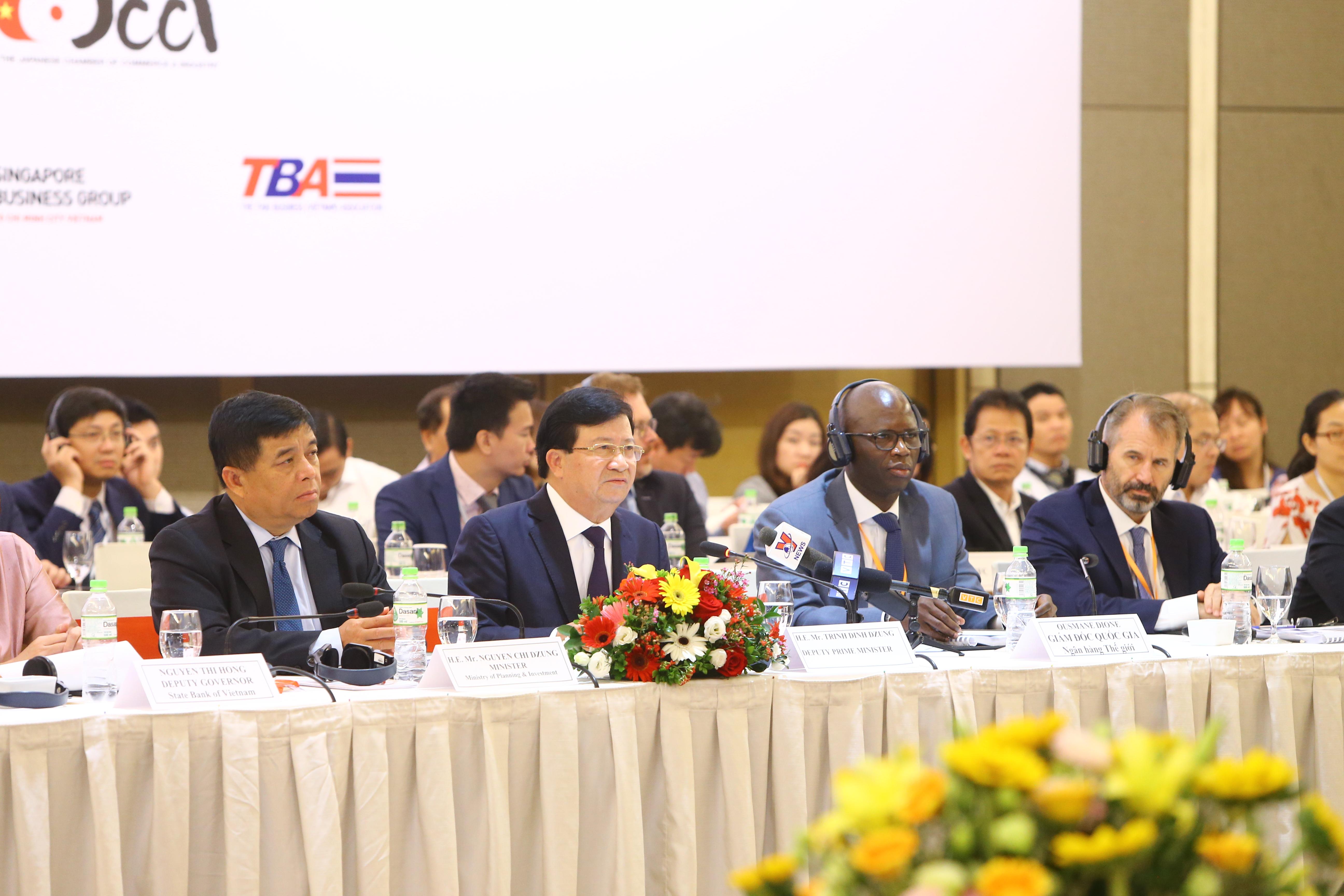 'Phát triển nhanh và bền vững là quan điểm nhất quán của Việt Nam'