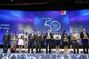 The PAN Group 3 năm liên tiếp lọt top 50 công ty kinh doanh hiệu quả nhất Việt Nam