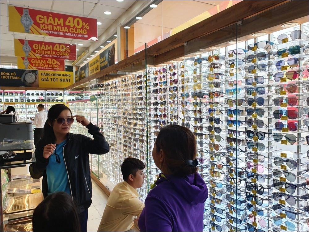 Thế Giới Di Động chính thức nhảy vào kinh doanh mắt kính