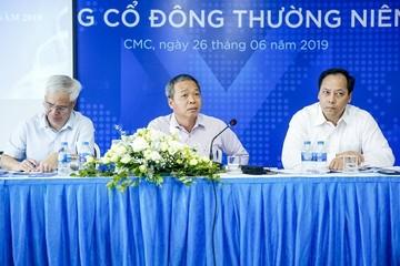 CMC bán cổ phần cho Samsung SDS giá tối thiểu 30.000 đồng/cp