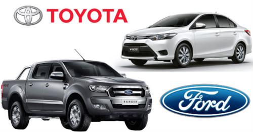 2 mẫu ôtô bán chạy tại Việt Nam bị triệu hồi