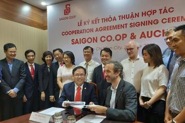 Auchan chính thức rời Việt Nam, Saigon Co.op tiếp quản 18 siêu thị của nhà bán lẻ Pháp