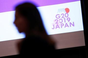 Căng thẳng Trung Đông, chiến tranh thương mại phủ bóng G20 ở Nhật Bản