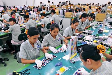 Tăng trưởng GDP 6 tháng đạt 6,76%
