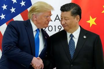 Trump: Mỹ tạm thời không áp thêm hay dỡ bỏ thuế với hàng Trung Quốc