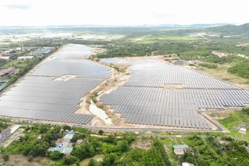 GEC vận hành thương mại nhà máy điện mặt trời Trúc Sơn, công suất 44,4 MWp