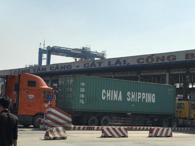 Nhập hàng Trung Quốc từ rau quả đến máy móc