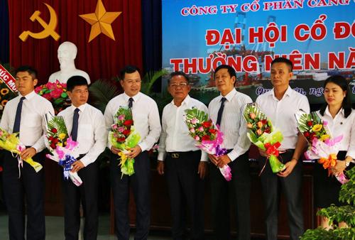 Vinalines thay toàn bộ HĐQT Công ty cảng Quy Nhơn sau khi nhận lại 75% cổ phần