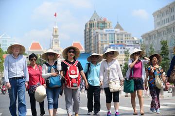 Khách quốc tế tới Việt Nam có xu hướng giảm