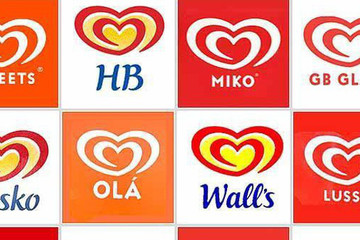 'Một logo, trăm thương hiệu' - Chiến thuật thông minh giúp Wall's trở thành hãng kem phổ biến nhất thế giới
