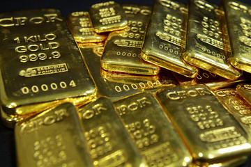 Giá vàng tại DOJI, Bảo Tín Minh Châu giảm hơn nửa triệu đồng/lượng