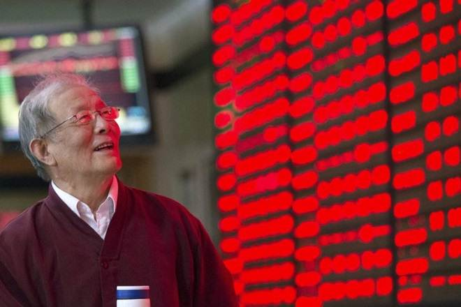 Bất chấp chiến tranh thương mại, dòng vốn vẫn đổ vào chứng khoán Trung Quốc