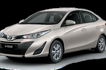 Toyota Vios giảm giá tất cả các phiên bản