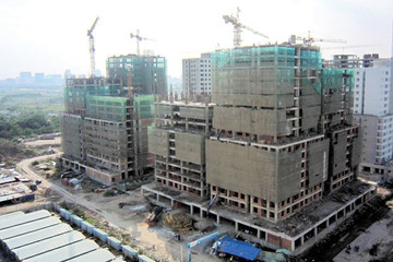 Hoạt động xây dựng ở TP HCM gặp nhiều khó khăn