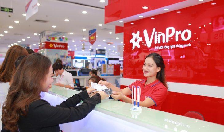Vingroup chuyển nhượng toàn bộ cổ phần Vinpro cho công ty con