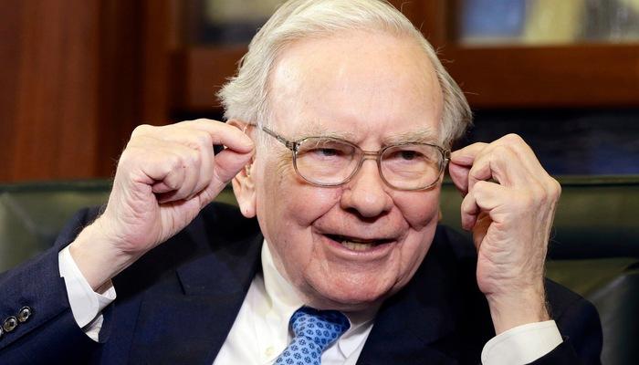 Warren Buffett rút 3,6 tỷ USD cổ phiếu Berkshire làm từ thiện