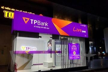 Lãi trước thuế TPBank tăng 58% sau 6 tháng