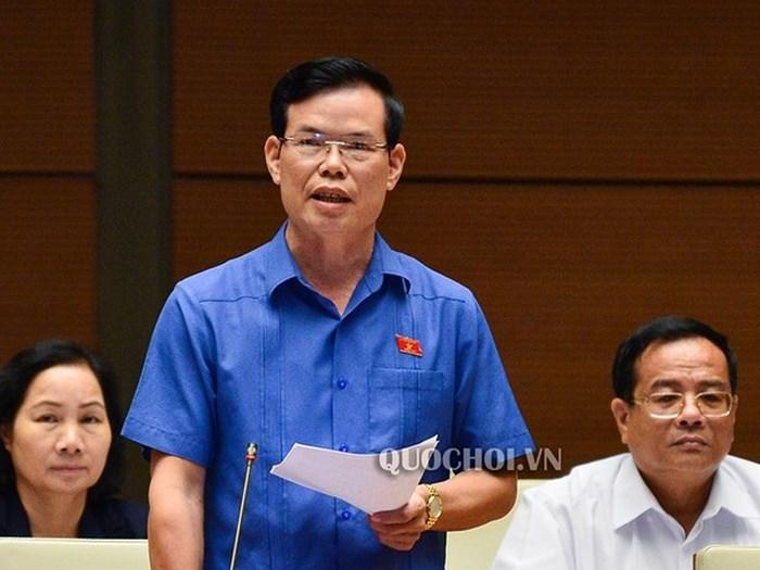 Ông Triệu Tài Vinh làm Phó Ban Kinh tế Trung ương