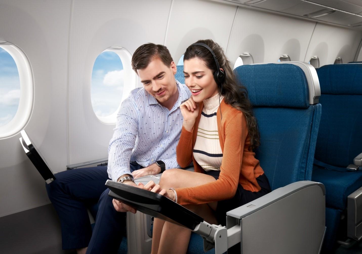 Vietnam Airlines hâm nóng thị trường hàng không bằng hạng vé phổ thông đặc biệt