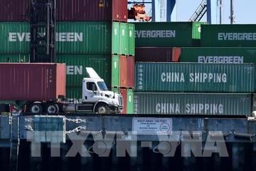 Thâm hụt thương mại của Mỹ chạm mức cao nhất trong 5 tháng