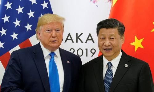 Sự thận trọng của Trung Quốc khi Trump hứa mở đường sống cho Huawei