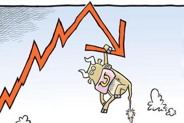Cổ phiếu lớn phân hóa mạnh, VN-Index giảm điểm nhẹ