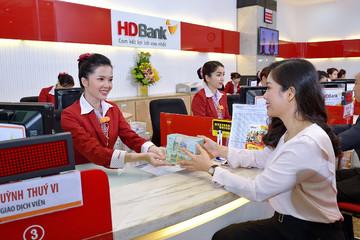 HDBank tặng lãi suất 0,5% cho khách hàng