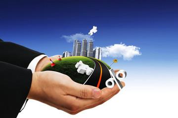 DKRA: Hóc Môn, Củ Chi đứng đầu TP HCM về tiêu thụ đất nền