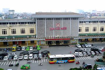 Tổng công ty Đường sắt muốn xây trung tâm thương mại trong nhà ga