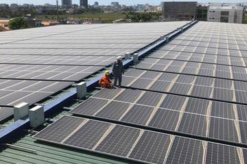Cấp tốc giải cứu điện mặt trời