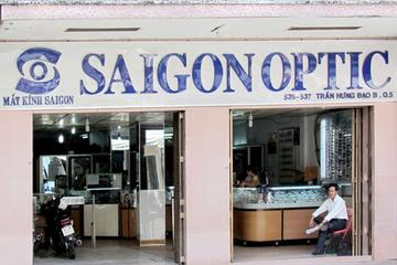 Mắt kính Sài Gòn lên sàn giá 91.000 đồng/cp