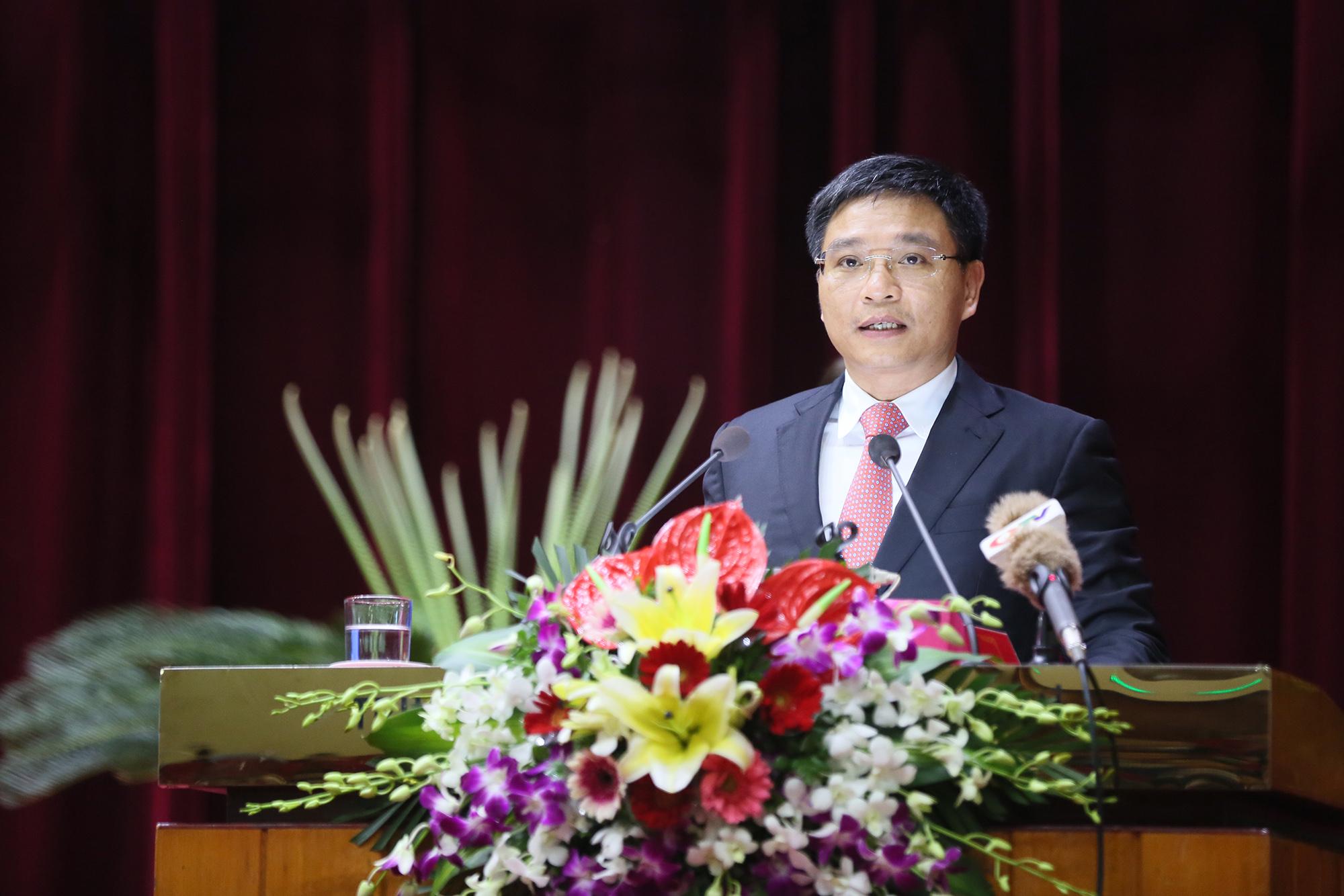 Cựu Chủ tịch VietinBank làm Chủ tịch Quảng Ninh
