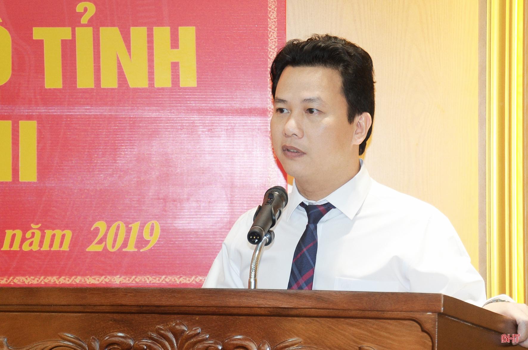 Chủ tịch tỉnh Hà Tĩnh nhận nhiệm vụ mới ở Hà Giang