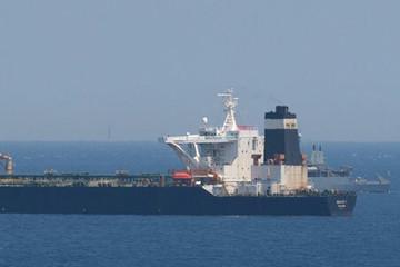 Mỹ khen ngợi Anh bắt 'siêu tàu' chở dầu Iran