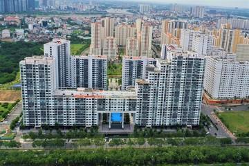 [Ảnh] Toàn cảnh hơn 1.100 căn hộ tái định cư ở Thủ Thiêm bị chuyển đổi trái phép