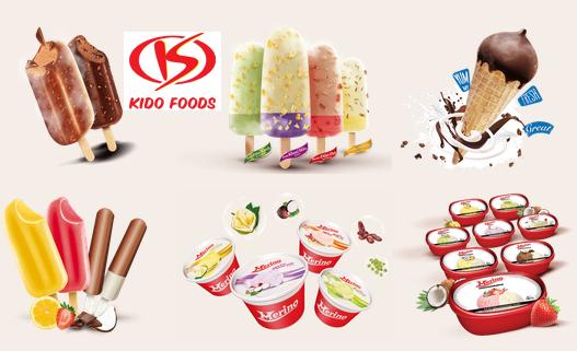 KIDO Foods trả cổ tức 14% bằng tiền