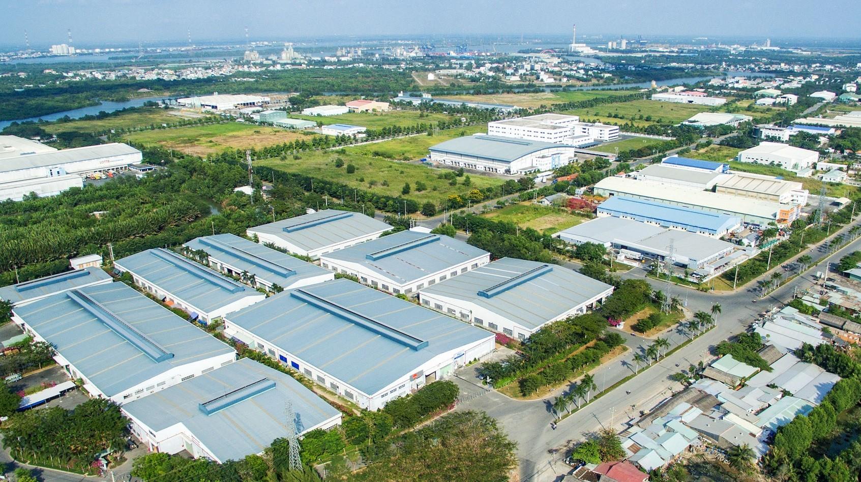 Long An sắp có Dự án đầu tư xây dựng và kinh doanh kết cấu hạ tầng khu công nghiệp 188 ha