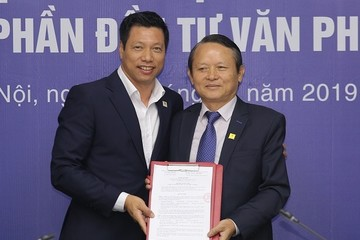 Lãnh đạo cũ của Vinaconex làm CEO Văn Phú Invest
