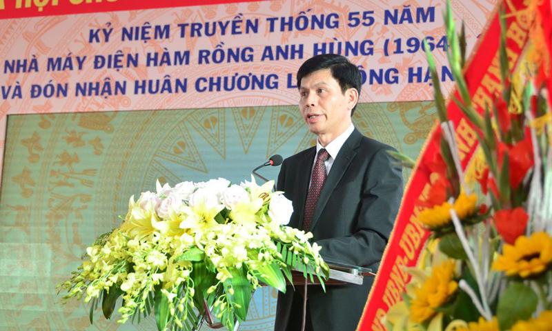 Phó Chủ tịch Thanh Hoá được bổ nhiệm làm Thứ trưởng Giao thông vận tải