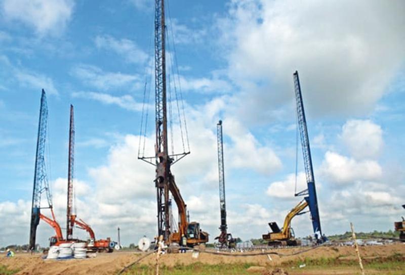 Hàng loạt dự án điện của PVN chậm tiến độ